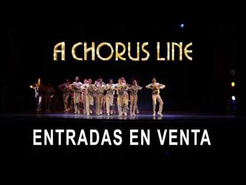A CHORUS LINE EN CHILE
