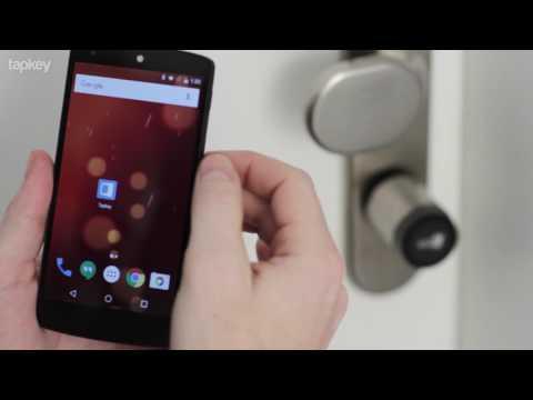 Tapkey Smart Lock - Installation Video