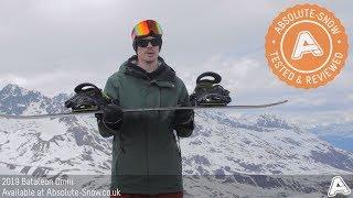 2018 / 2019  Bataleon Omni Snowboard  Video Review