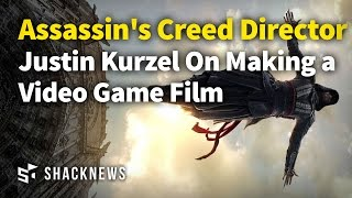 Assassin's Creed Director Justin Kurzel On Making A Video Game Film