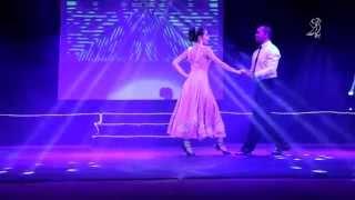 Dança de Salão - BOLERO, Nunca Mais