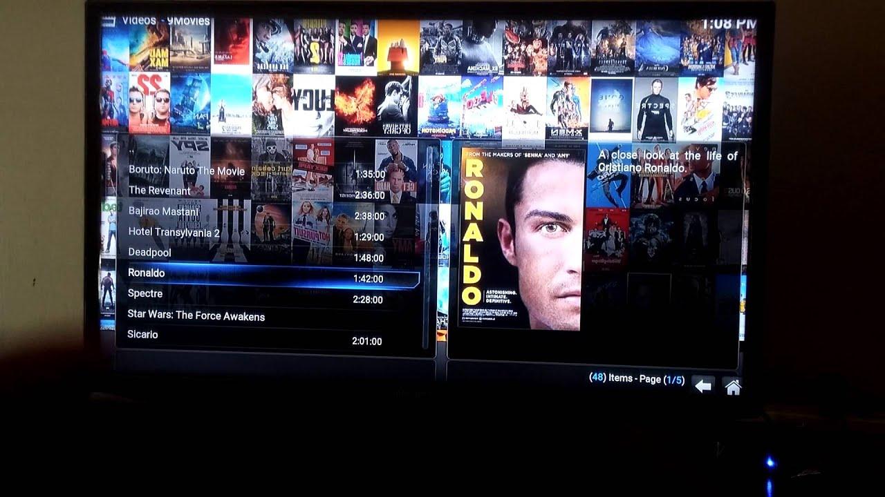peliculas y tv