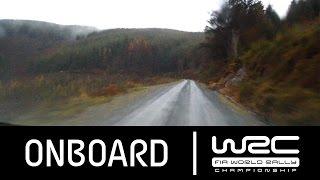 WRC - Wales Rally GB 2015: ONBOARD Neuville