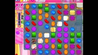 Candy Crush Saga level 1022
