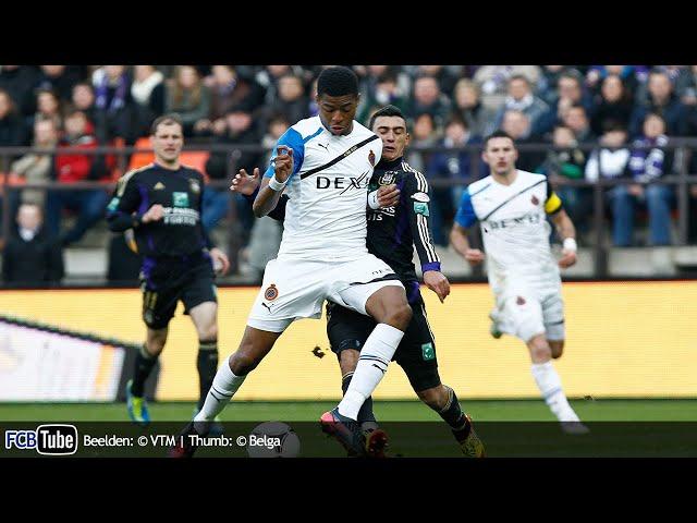 2011-2012 - Jupiler Pro League - 20. RSC Anderlecht - Club Brugge 3-0