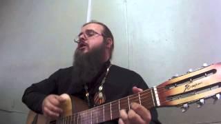 Разбросала косы русые береза (песня)