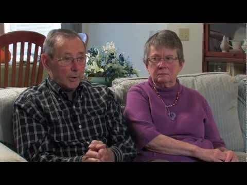 Abernethy Laurels - Peggy & Ray Hollis Discuss Sel...