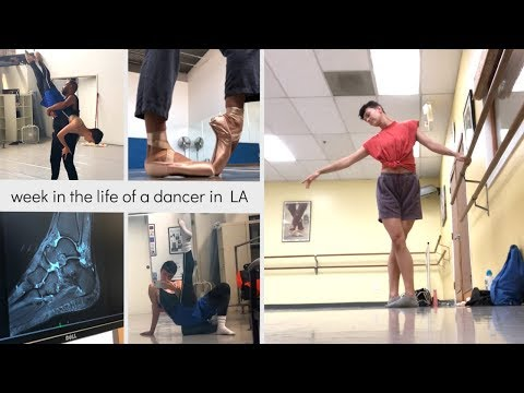 Week In The Life Of A Dancer In LA