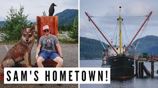 Uchuck III to FRIENDLY COVE Nootka Sound + Visiting GOLD RIVER on Vancouver Island, British Columbia