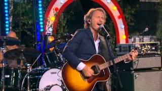 Tomas Ledin - I natt är jag din (Allsång på skansen 2012)