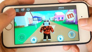 iPhone 5s: Gaming Performance Test in 2018 - Roblox Meepcity Gameplay