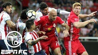 New York Red Bulls had an 'unfortunate' performance against Chivas Guadalajara | ESPN FC