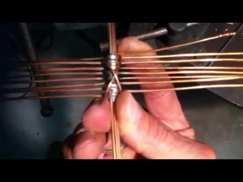 Wire scorpion pt 1 - YouTube