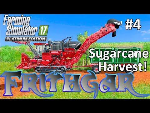 Let's Play FS17, Estancia Lapacho #4: Sugar Cane Harvest!