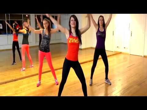 Zumba Dance Workout for weight loss -...