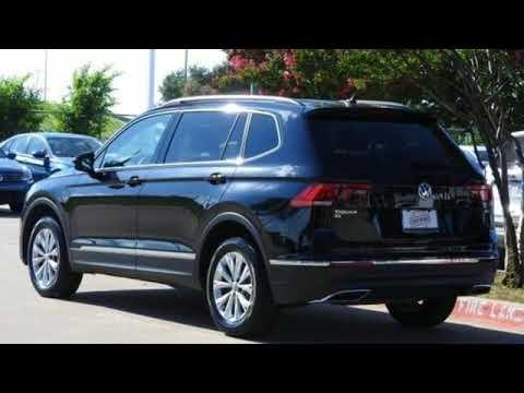Used 2018 Volkswagen Tiguan Dallas TX Garland, TX #JAP7735 - SOLD