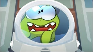 Om Nom Stories - Astronaut | Cut The Rope | Funny Cartoons For Kids | Kids Videos