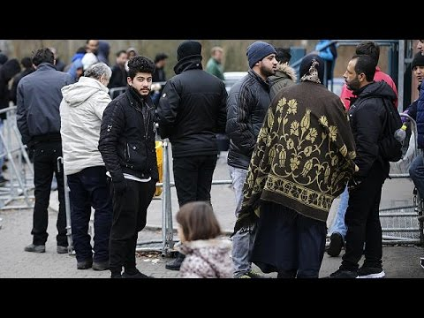 The economic impact of Europe's refugee crisis - real economy
