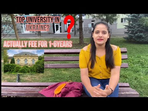 Which University best in MBBS IN UKRAINE? || budget/fee for 1-6years || government colleges
