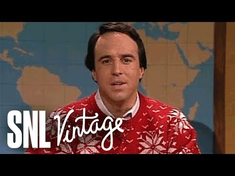Weekend Update: Kevin Nealon on the Calgary Winter Olympics  SNL