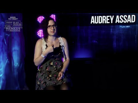 Struggling with Pornography - Audrey Assad