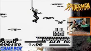 |SPID10| #5 To The Rooftops / The Rooftops / DR. OCTOPUS | Let's Play SPIDER MAN | Game Boy
