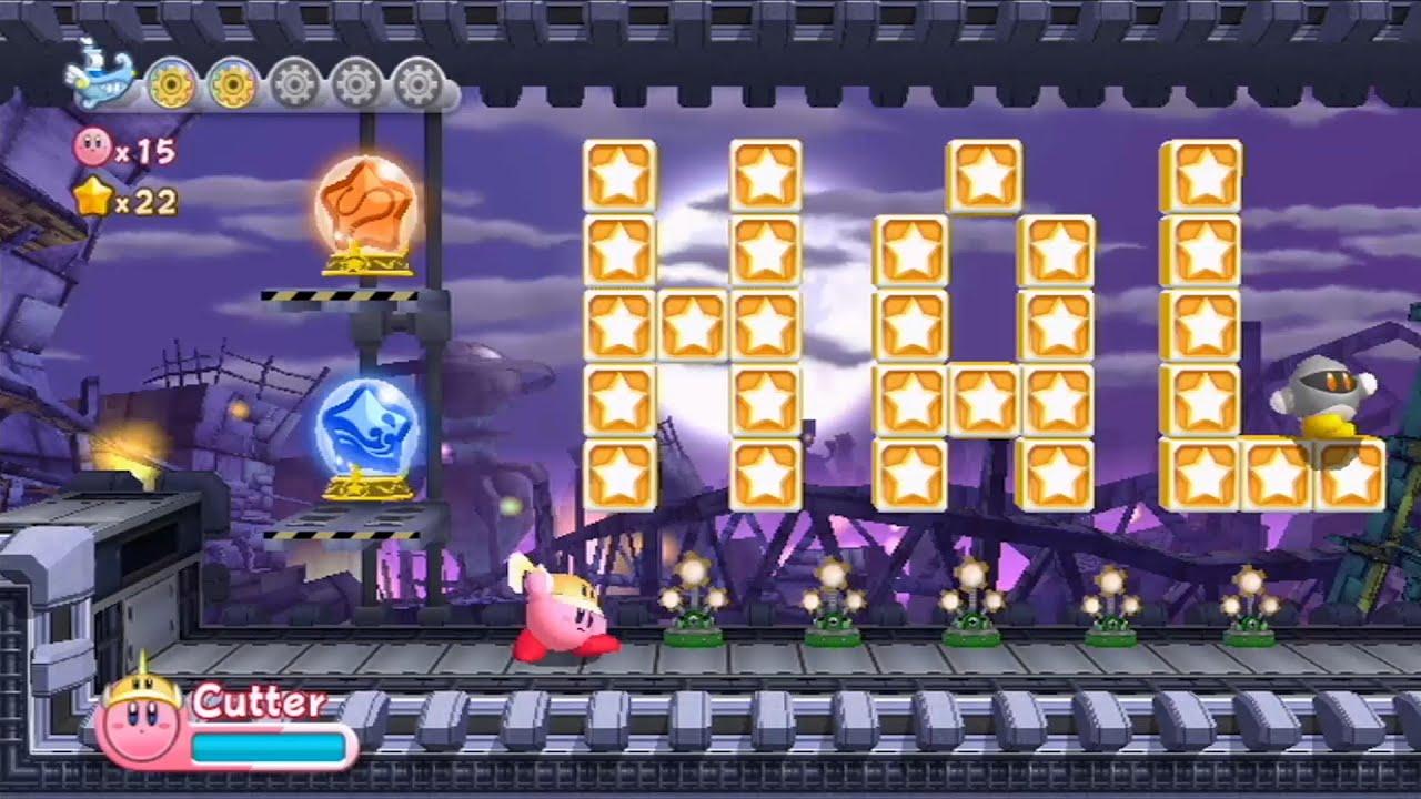 Kirby S Adventure Hal Room