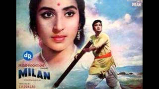 Sawan Ka Mahina [Full Song] (HD) With Lyrics - Milan