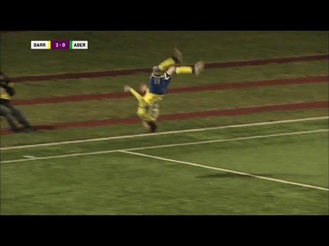 Y Barri 3-1 Aberystwyth