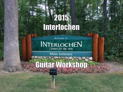 2015 Interlochen Guitar Workshop