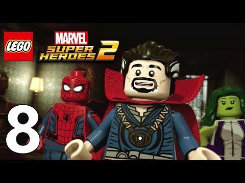LEGO MARVEL Super Heroes 2 FR #8