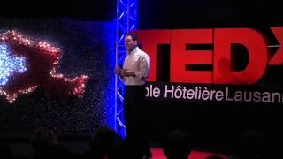 Educate the heart: Pasha Bakhtiar at TEDxEcoleHoteliereLausanne