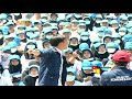 Yakin Akademisi    Orasi Presma UNS  PKKMB 2018