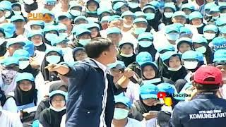 """Orasi Presiden Mahasiswa UNS """"Gilang Ridho A"""" , PKKMB 2018"""