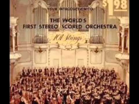 101 Strings Orchestra - Music box Dancer