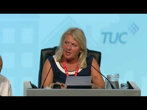 TUC Congress 2016: Tuesday afternoon, 13 Sep 2016