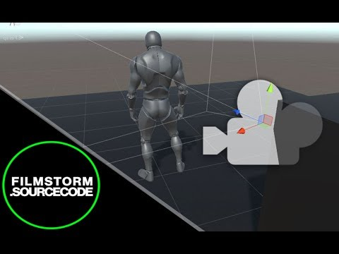 Free 3rd Person Camera Setup & Camera Collision Tutorial