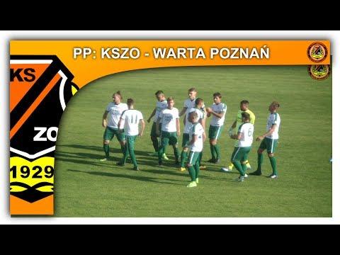 PP: KSZO Ostrowiec Św. - Warta Poznań (1:1) (Skrót)