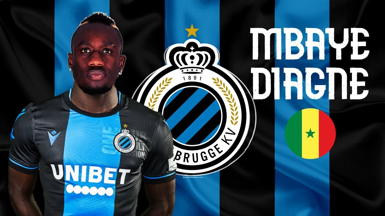 Mbaye Diagne Welcome to Club Brugge 🔵⚫ | Senegalese Finisher | 2019