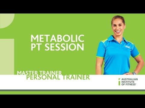 Metabolic PT Session