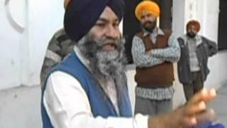 prof. mohinderpal singh appeal by Sant Jarnail Singh Bhindrawal's B'day aniversry at fatehgarh sahib