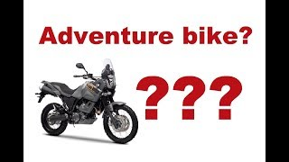 The Best Adventure Motorcycle. What Does it Mean?