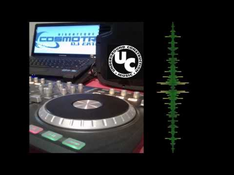 UC MUSIC VOL 1 - COSMOTRON djextress
