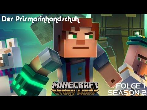 Ein Prismarin-Handschuh? | Minecraft Story Mode Season Two - Folge 1
