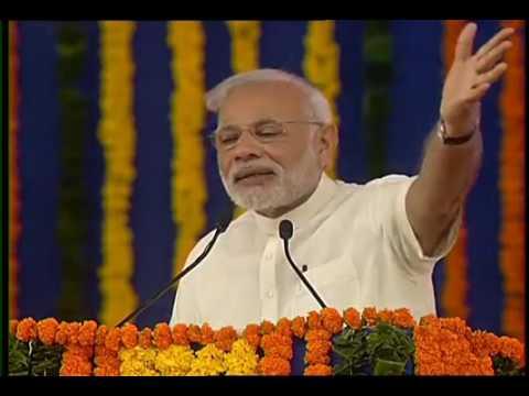 Prime Minister Narendra Modi's Navsari speech in Gujarat