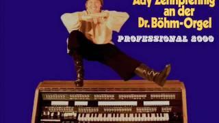 Ady Zehnpfennig - Kosakenpatrouille (1978) ♪ Cossak Patrol on Dr. Böhm organ Professional 2000