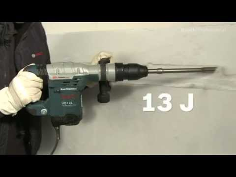 Interessant Bosch GSH 5 CE Professional Отбойный молоток с патроном SDS-max  SE45
