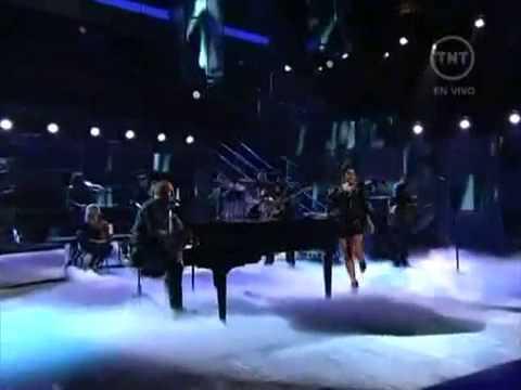 Franco De Vita ft Alejandra Guzmán  Tan Solo Tú Latin Grammy 2011