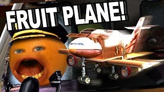 Annoying Orange HFA - Obst-Flugzeug!