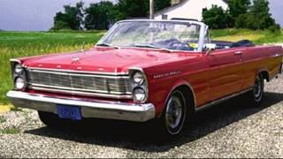 ford galaxie convertible